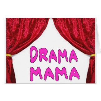 DRAMA MAMA CARD