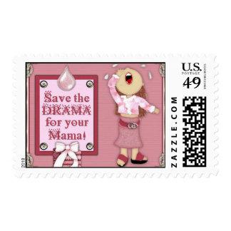 Drama Mama Postage
