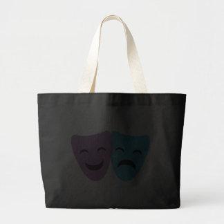 Drama Masks Bags