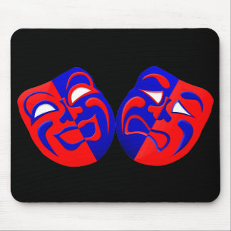 Drama Masks Mousepad