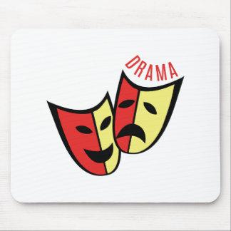 Drama Mouse Pad