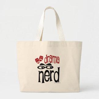 Drama Nerd Large Tote Bag