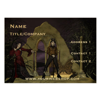 Drama On Stage Business Card