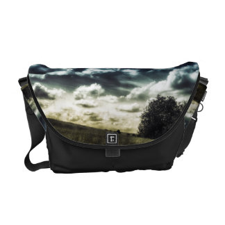 Drama On the Hill Skyscape Courier Bag