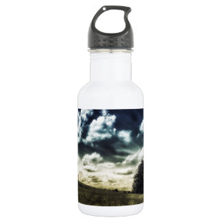 Drama On the Hill Skyscape 18oz Water Bottle