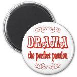 Drama Passion Refrigerator Magnets