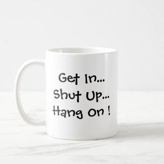Drama Prevention Specialist Mug