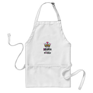 Drama Queen Adult Apron