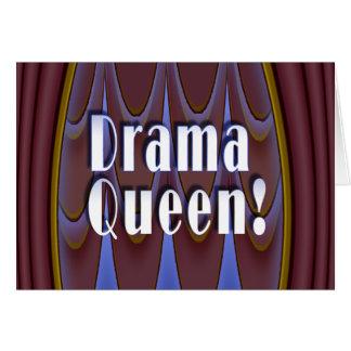 Drama Queen! Card