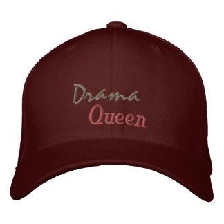 Drama Queen Embroidered Baseball Cap