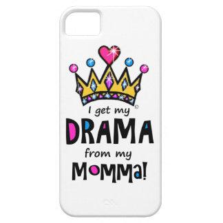 Drama Queen iPhone SE/5/5s Case