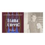 Drama Queen! Photo Card