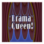 Drama Queen! Poster