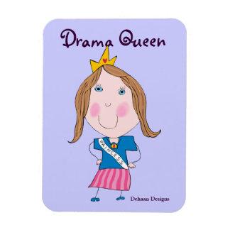 Drama Queen Premium Magnet