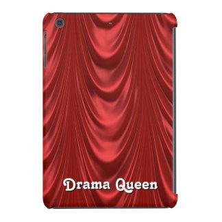 Drama Queen Red Theatre Stage Curtains Acting iPad Mini Case