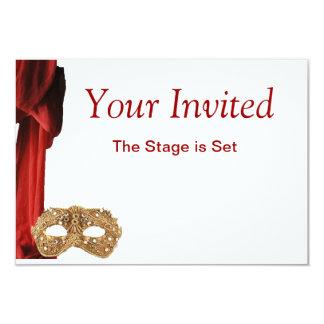 Drama Queen Theatre,Opera,Play,Museum Invite