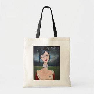 Drama Queen Tote Budget Tote Bag