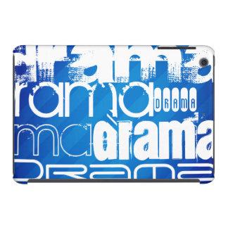 Drama; Royal Blue Stripes iPad Mini Retina Case