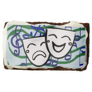 Drama: the Musical Chocolate Brownie