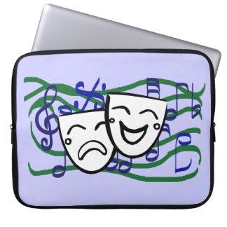 Drama: the Musical Computer Sleeve
