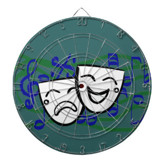 Drama the Musical Dartboards