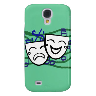 Drama: the Musical Galaxy S4 Cases