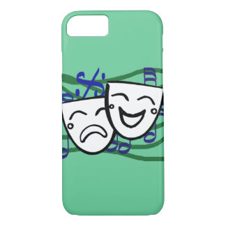 Drama: the Musical iPhone 7 Case