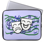 Drama: the Musical Laptop Computer Sleeves