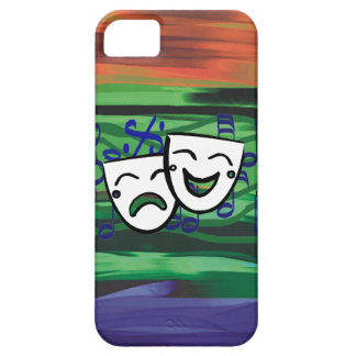 Drama: the Musical Technicolor Flair iPhone SE/5/5s Case