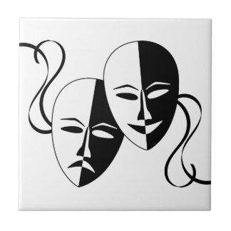 Drama Theater Ceramic Tile