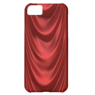 Drama Theatre Stage Curtains Acting Red Theater iPhone 5C Cases
