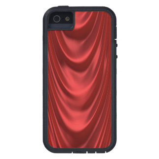 Drama Theatre Stage Curtains Acting Red Theater Cover For iPhone 5