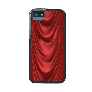 Drama Theatre Stage Curtains Acting Red Theater iPhone 5/5S Cases