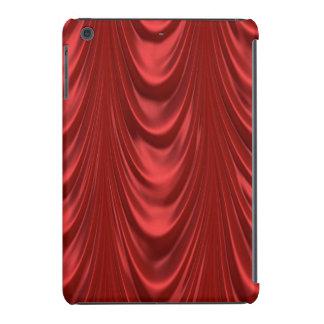 Drama Theatre Stage Curtains Acting Red Theater iPad Mini Retina Case