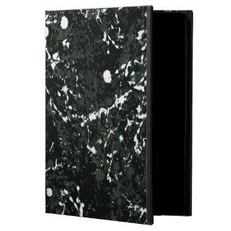Dramatic Black&White Paint Splatter Powis iPad Air 2 Case