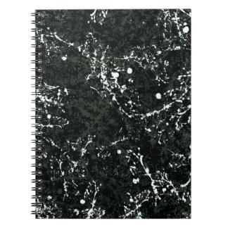 Paint Splatter Notebooks & Journals | Zazzle
