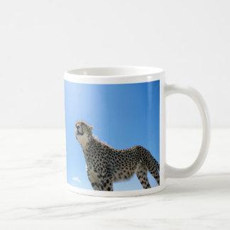 Dramatic Cheetah Mug