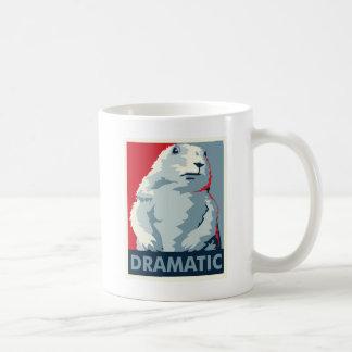 Dramatic Chipmunk Coffee Mug