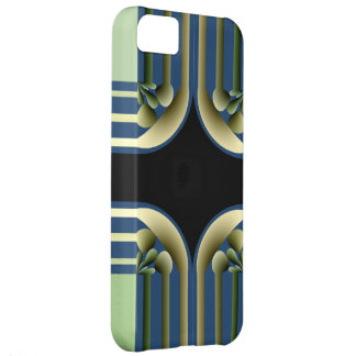 Dramatic! Colorful Abstract Case For iPhone 5C