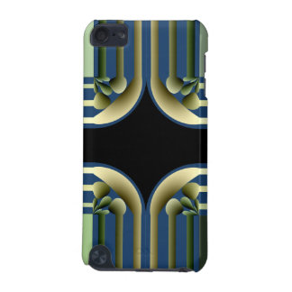 Dramatic! Colorful Abstract iPod Touch (5th Generation) Cover