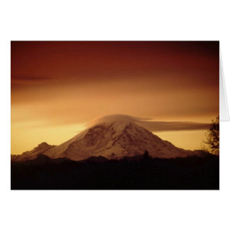 Dramatic Copper Mountain Card