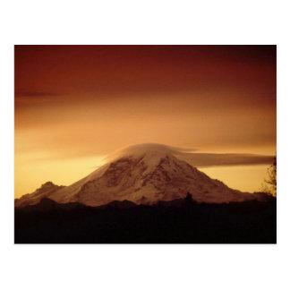 Dramatic Copper Mountain Postcard