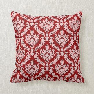 Dramatic Damask Pillow