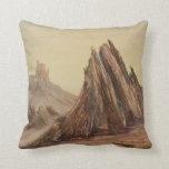 Dramatic Desert Throw Pillow