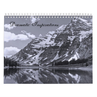 Dramatic Inspirations Calendar
