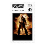 Dramatic Jack Sparrow Stamps