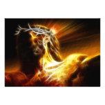 Dramatic Jesus Crucifixion Announcements