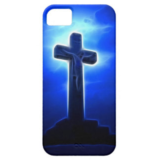 Dramatic Jesus Crucifixion iPhone 5 Case