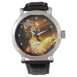 Dramatic Jesus Crucifixion Watch (Multiple Models)
