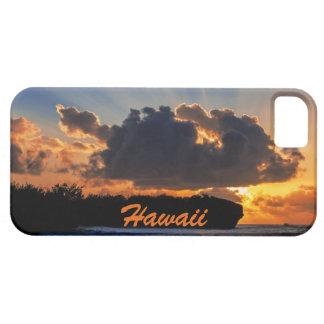 Dramatic Kauai Sunrise Phone Case